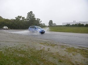 Farmer pulls truckie out of flood waters in WA