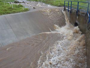 Rain drenches Toowoomba