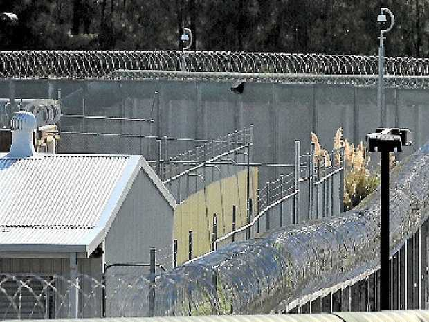BEHIND THE WALLS: A person has stopped breathing at Rockhampton's prison.