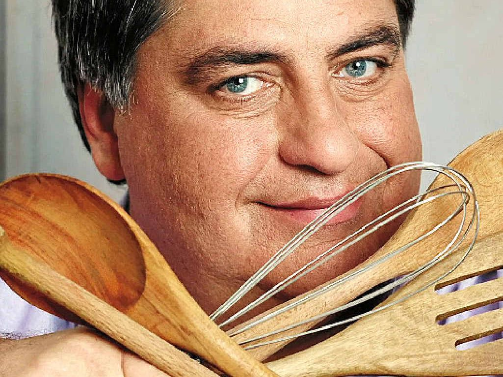 MasterChef Australia judge and food writer Matt Preston.