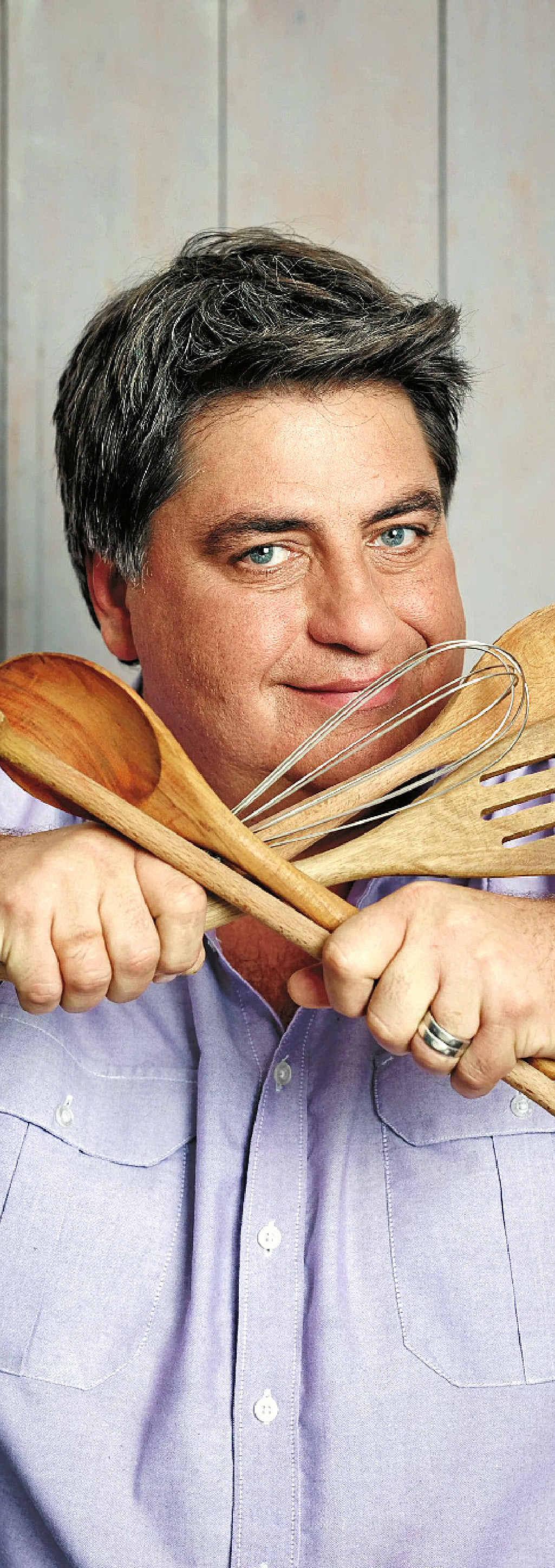 MasterChef Australia judge and food writer Matt Preston.