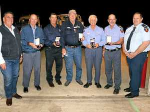Prenzlau firefighters honoured
