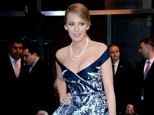 Blake Lively wants to go to Harvard Business School