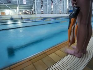 Tempers heat up as indoor pool cools down