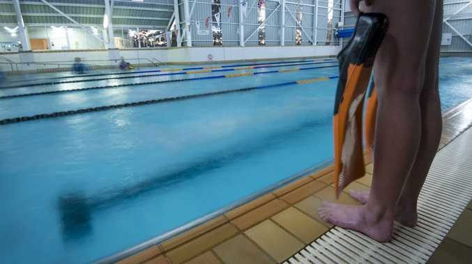The Gladstone indoor heated pool has dropped in temperature due to council-owned heaters breaking down. For the elderly who regularly use the pool it couldn't have come at a worse time.