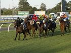 Mr Favulous trained by Ducky Baker and ridden by jockey Jeff Lloyd wins the 2015 Audi Centre Toowoomba Weetwood Handicap.