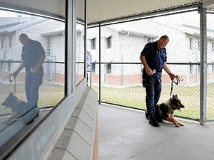 Over-crowded Correctional Centre a worry