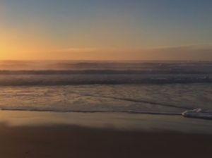 Peregian Beach: Not much sand to be seen