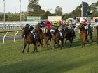 Mr Favulous skips away to win today's Weetwood Handicap for jockey Jeff Lloyd at Clifford Park.