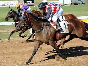 Young Caloundra jockey falls short at Austsafe Super Race Day