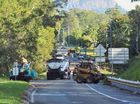 Beerwah's drenching stuns local residents