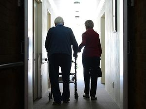Nursing home shame: Elderly left in their own waste