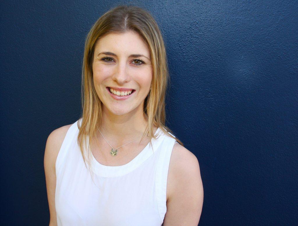 Caloundra Weekly and Sunshine Coast Daily journalist Lauren Grounsell. Photo Kristy Muir / Sunshine Coast Daily