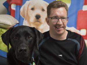 Life gets easier for Toowoomba's blind
