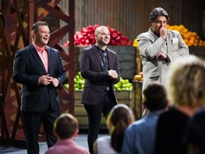 MasterChef's trio of hosts gearing up for tasty season