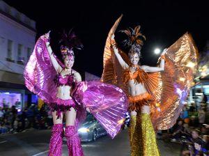 Ipswich Festival Parade 2015