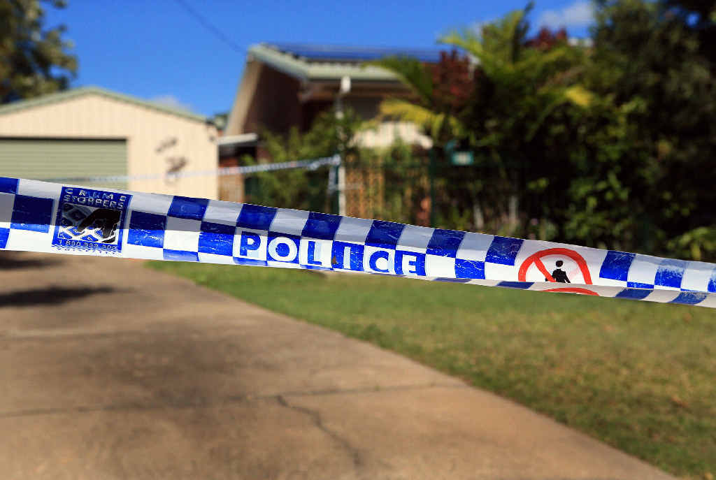 A man has been charged with allegedly stabbing a 71-year-old Hervey Bay woman.