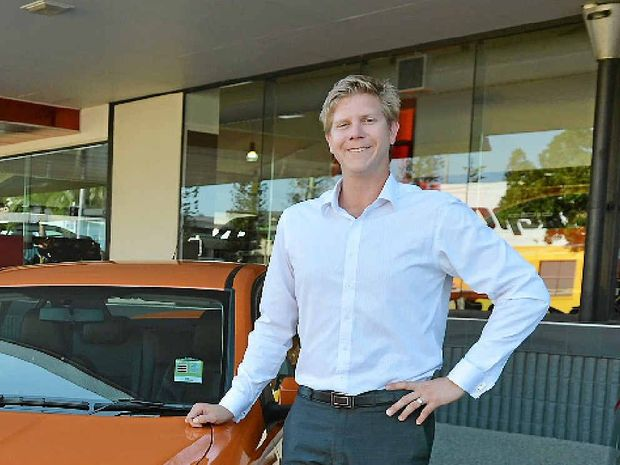 New Pioneer Holden will make its premises available for charities to hold fundraising events.