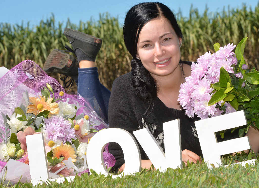 Starcut Flowers florist Liana Bonham has a busy week ahead in the lead up to Mother's Day.