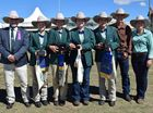 School boarders feel at home judging cattle at Beef event
