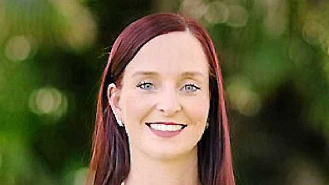 STRONG PUSH: Member for Keppel Brittany Lauga.