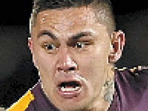 Daniel Vidot vows to fight for Broncs spot