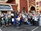 Toowoomba's biggest families are face of new campaign