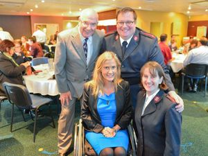 Salvos launch Red Shield Appeal