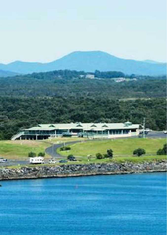 FOR SALE: Coffs club with an incredible view.