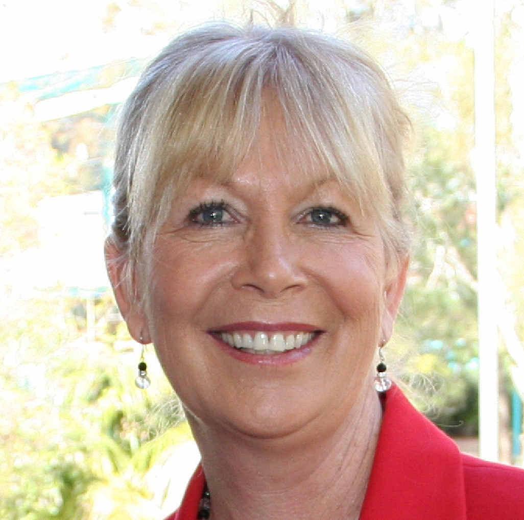 Mayor Denise Knight.