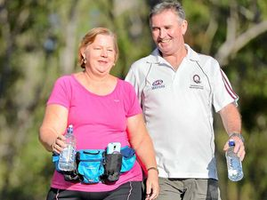 Couple plans Calliope-Gladstone walk for cancer