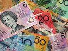 Cash money  Photo: Barry Leddicoat / Sunshine Coast Daily