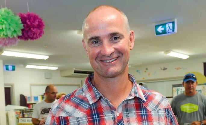 Glenn Butcher gave his maiden speech in Queensland Parliament on Thursday, May 7, 2015.