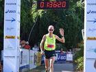 All the action from Sunday's Hamilton Island Hilly Half Marathon.