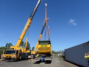 Oceanic Steel complete 27 metre project