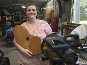 Tomboys needed in Men's Shed for women