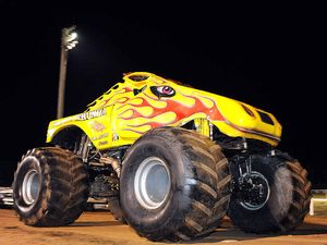 Monster Trucks headed to Fraser Coast Show
