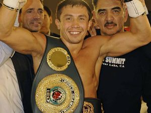 Naughty Korner: Kazakh warrior can battle Mayweather
