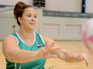 Netball mum to be admired for helping Flyers challenge for SEQ title