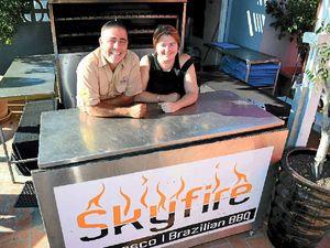 Brazilian skyfire serves up beef bonanza