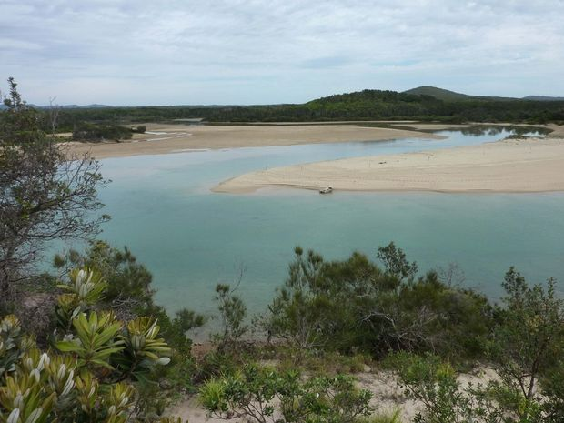 The estuaries around Red Rock will be part of the research conducted by the Solitary Islands Underwater Research Group (SURG).
