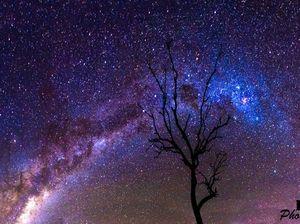 Stunning night skies