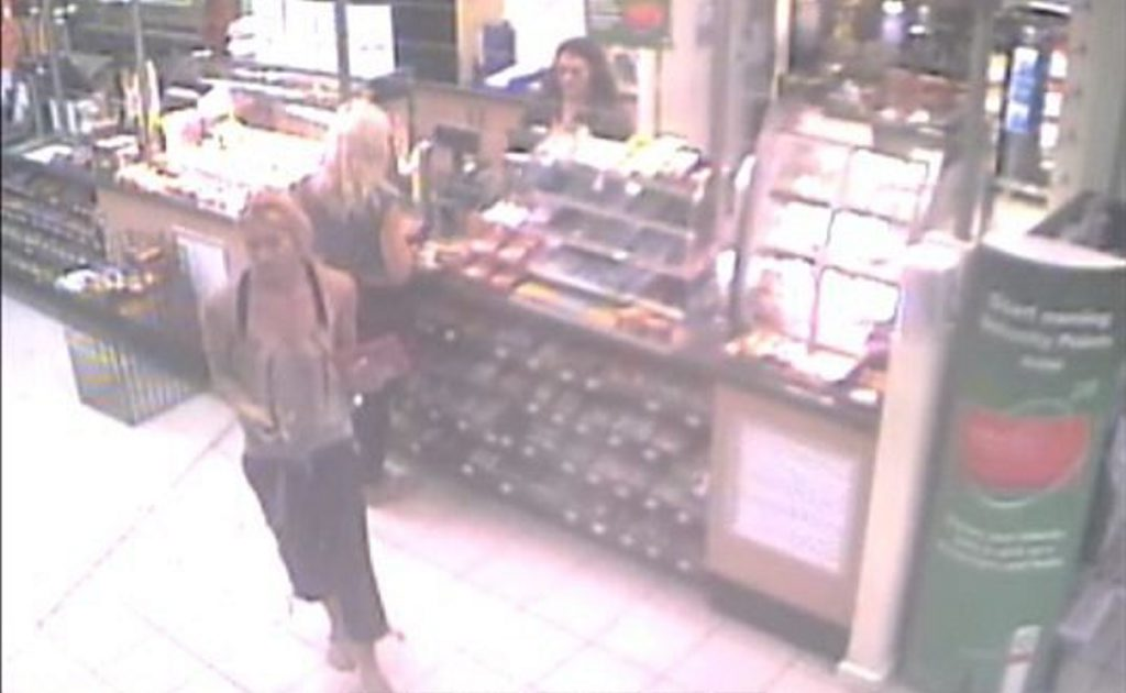Police want to talk with these women in relation to an incident on Harbour Rd.