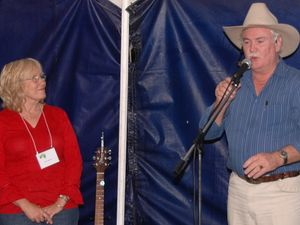 Bush ballads and poetry a fun feature of AgroTrend