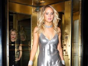 Jennifer Lawrence splits from Chris Martin again
