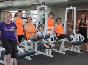 Fitness program helps MS sufferers' battle for health