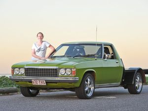 Me and My Ride: 1978 HZ Holden ute