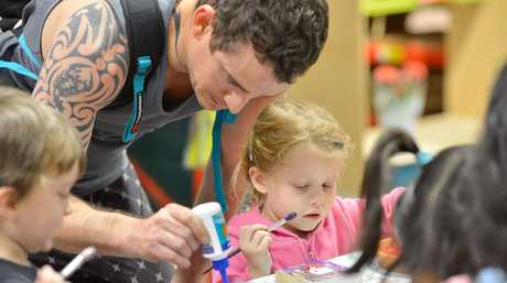 Keep the kids busy at Bunnings.