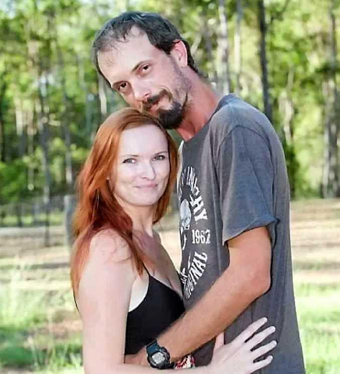 Kasey Hudson and Harley Dietz have found true love.