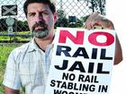 No stop in rail yard campaign